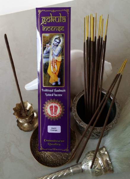 Mystic Champa Incense Sticks - 20 grams